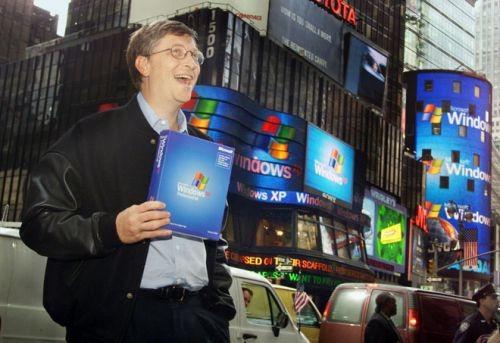 黑客共享XP漏洞又有新手段 微软再次面临危机