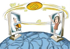 疯狂的比特币:黑客乌托邦与现实失乐园