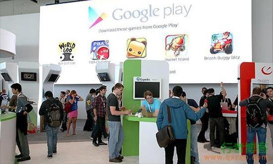 Google Play遭遇黑客攻击 系统两次崩溃