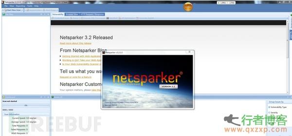 安全扫描工具 – NetSparker v3.2.1.0破解版