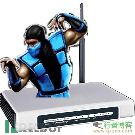 路由器安全测试工具Router Scan v2.44(汉化版)