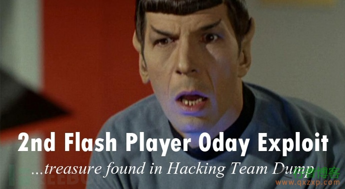 Hacking Team数据中出现第二枚Flash 0day漏洞
