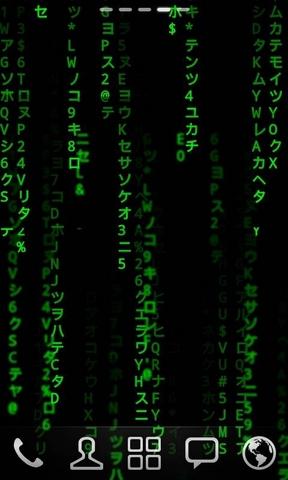 3DMatrix黑客帝国数字雨动态壁纸(Android版)